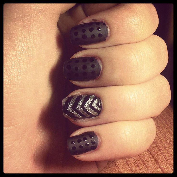 Black&black