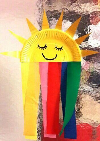 Kindergeburtstag: Regenbogen- Party
