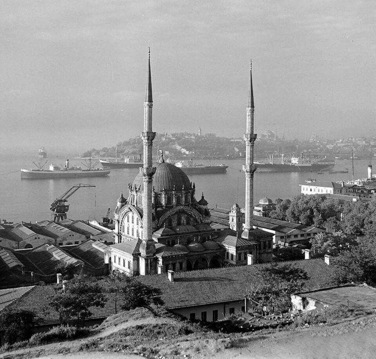 Cihangir sırtlarından - 1950