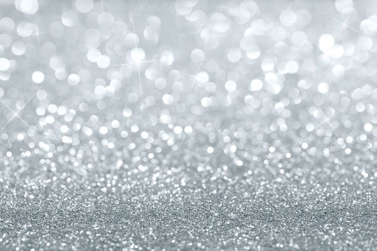 Silver Sparkly High Resolution Wallpaper