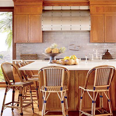 les 25 meilleures id es concernant armoires de ch ne et miel sur pinterest couleurs de. Black Bedroom Furniture Sets. Home Design Ideas