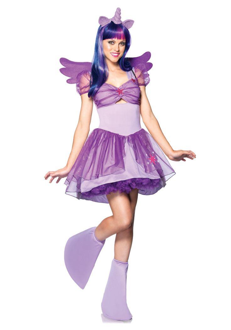 my little pony costumes | My Little Pony Twilight Sparkle Adult Costume