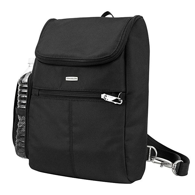 b7e74390c1 Travelon Anti-Theft Classic Convertible Backpack