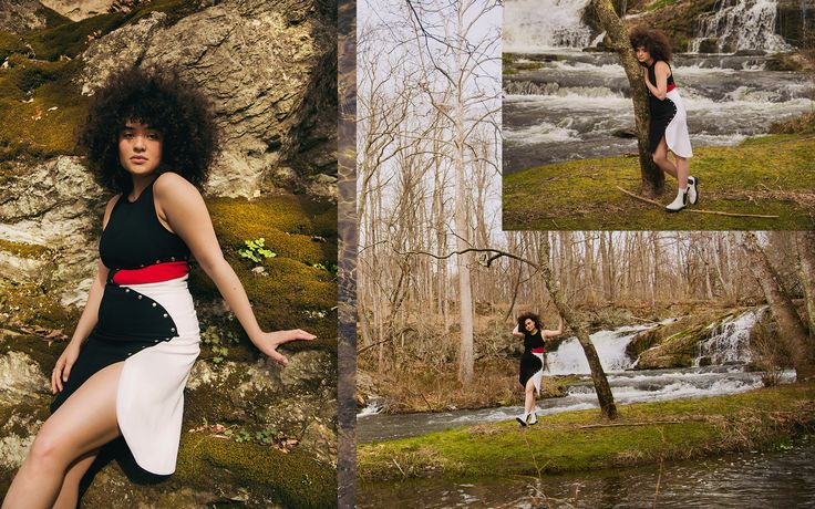 Aries combo - red white and black - The Totally-Weird, Mystical Meanings Behind The Colors You're Wearing+#refinery29