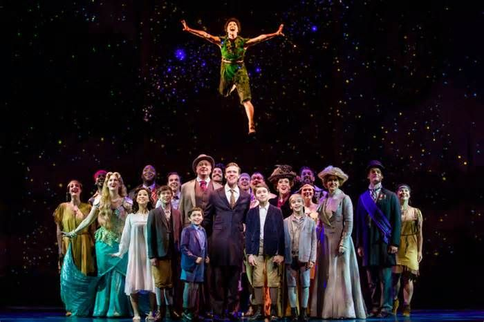 Donate books to get discount code for 'Finding Neverland' tickets The musical