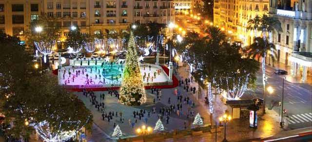 Рождественские рынки Валенсии - Step to Spain