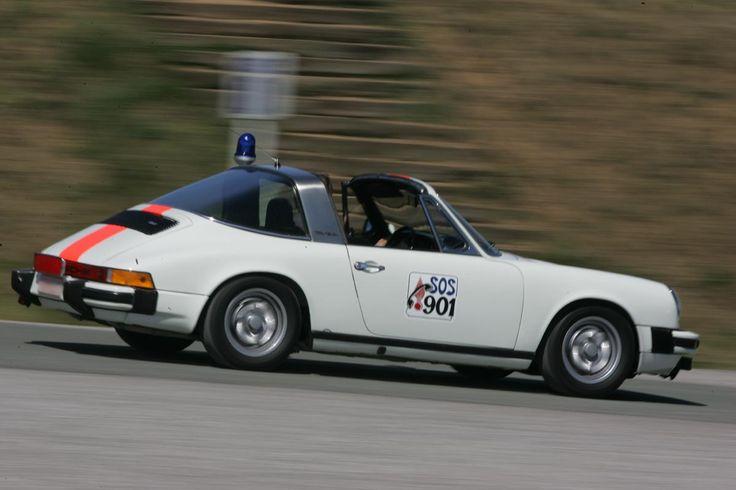 Porsche gendarmerie belge.