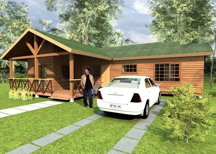 17 mejores ideas sobre modelos de casas prefabricadas en - Casas prefabricadas sostenibles ...