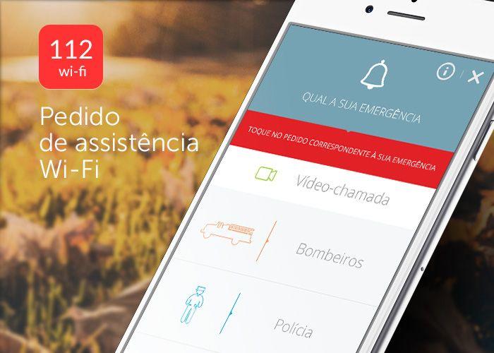 A aplicação móvel 112, especialmente desenhada portadores de deficiência e idosos, é o mais recente projecto na área das aplicações móveis desenvolvido pela agência digital Appylab, para a empresa Earthwnd.