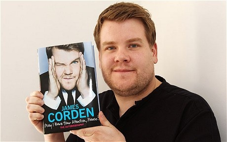 May I Have Your Attention .... James Corden