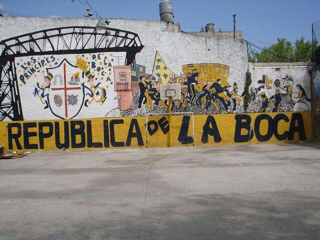 Republica de la Boca