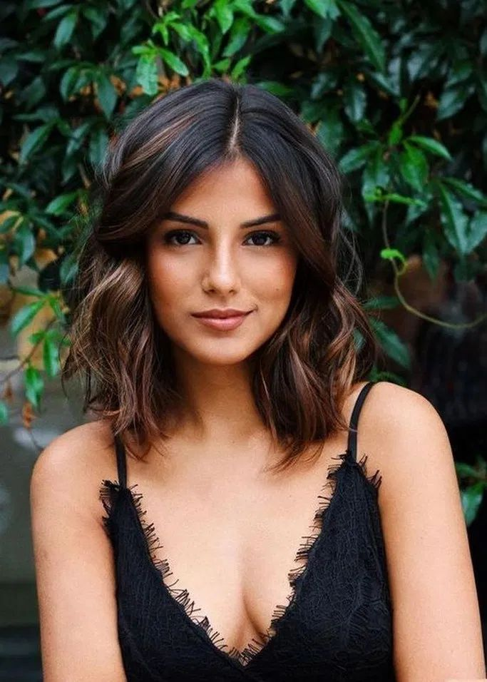 9 chic bob short hairstyle ideas for women 6 « The Beauty Products  #shorthairstyle #hairstyleideas #women
