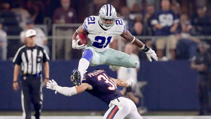 #AmericasTeam looks to take down the Vikings on the road tonight! Were hoping for another big game from @EzekielElliott! Go@dallascowboys!