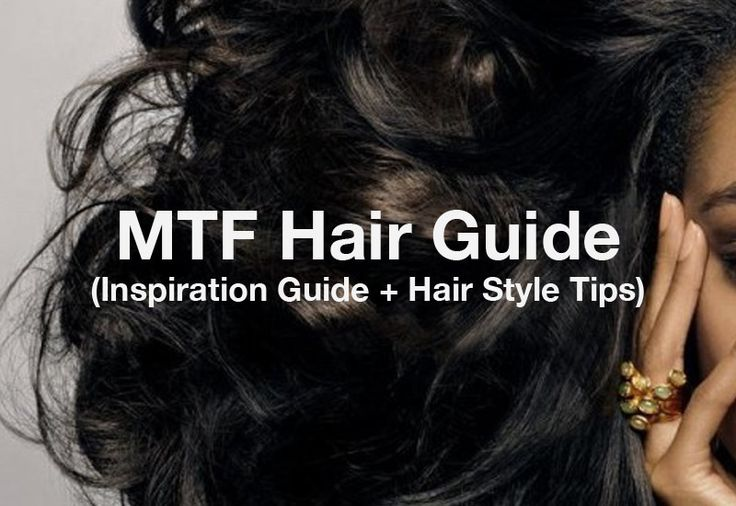 Point 5cc shares MTF hair style and maintenance tips plus an inspiration guide to help you pick your new 'do, look sharp, and feel great.