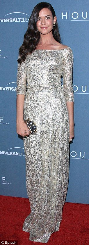 Beautiful. A1 from top to toe.  Odette Annable, the Daily Mail UK
