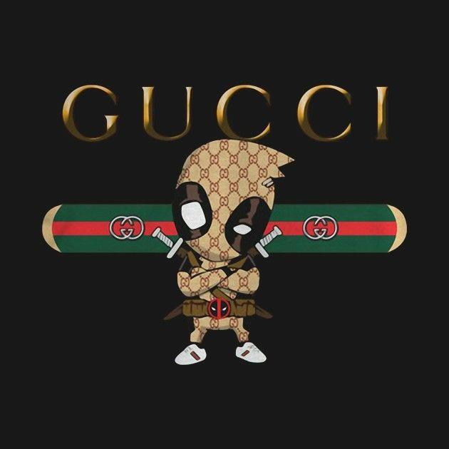 Gucci Deadpool Dead deadpool