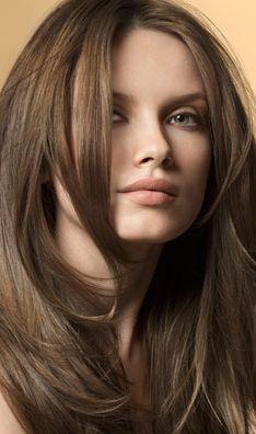 cheveux coiffeurs chatain clair produit couleurs cheveux projets essayer accessoires maquillage prcision brun - Coloration Marron Clair