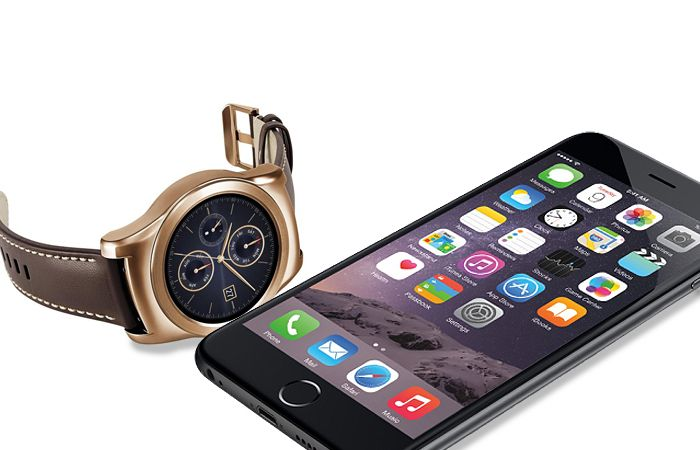 iPhone users can now enjoy compatibility with Android Wear smartwatches.. #smartwatch #wearables