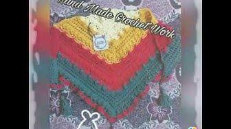 (6) #lostintime 🌿 #crochetshawl - YouTube