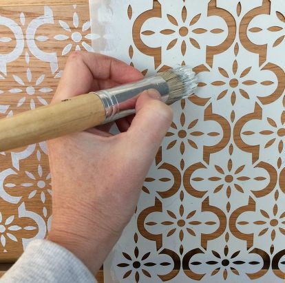 ikea hack malm chest of drawers, painted furniture