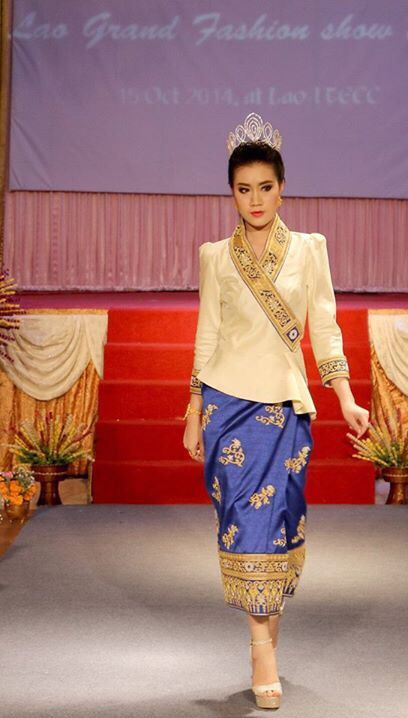 Beautiful sinh Lao