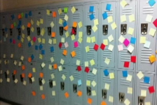 Senior pranks :)