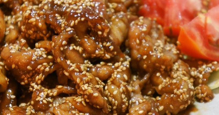 すっぱ甘辛の豚小間焼き by 。・うらら。・。 [クックパッド] 簡単おいしいみんなのレシピが243万品