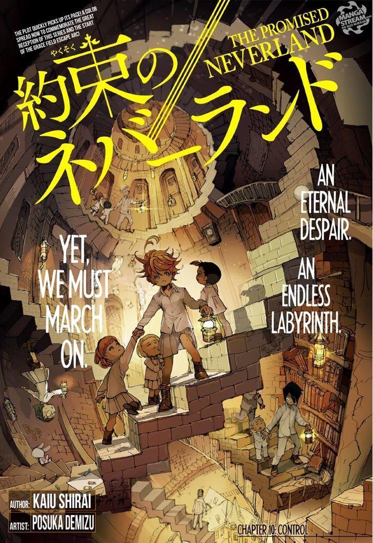Yakusoku no Neverland 10 - Read Yakusoku no Neverland ch.10 Online For Free - Stream 1 Edition 1 Page All - MangaPark