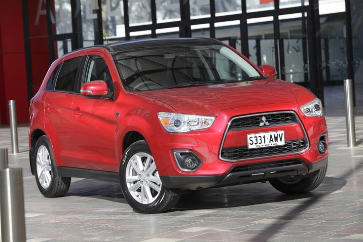 Red Beauty! The #MitsubishiASX is now available in auto Diesel. #SUV #LoveThatCar http://www.mitsubishi-motors.com.au/vehicles/asx?cid=pinterestASX