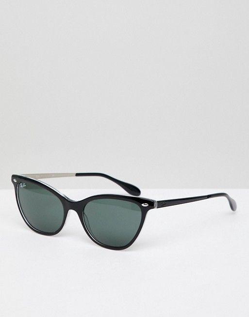 1f2731cb2e Ray-Ban 0RB4360 cat eye sunglasses
