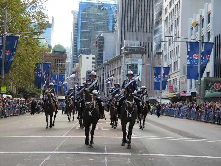 Police Mounted Unit