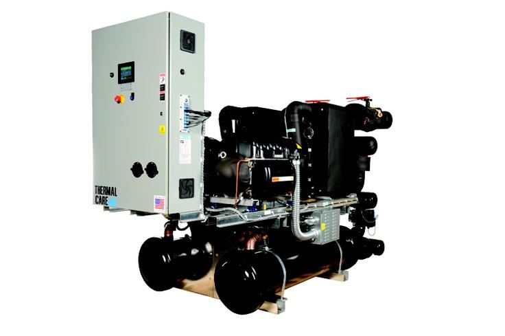 Centrifugal Compressor Central Chiller