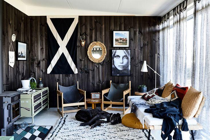 les 25 meilleures id es de la cat gorie bois br l sur pinterest bardage en bois bois antique. Black Bedroom Furniture Sets. Home Design Ideas