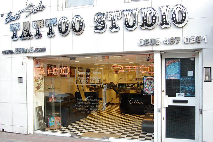 East Side Tattoo Studio, UK