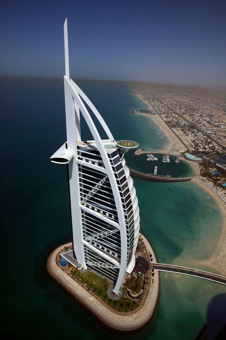 Hotel Burj Al-Arab - Dubai