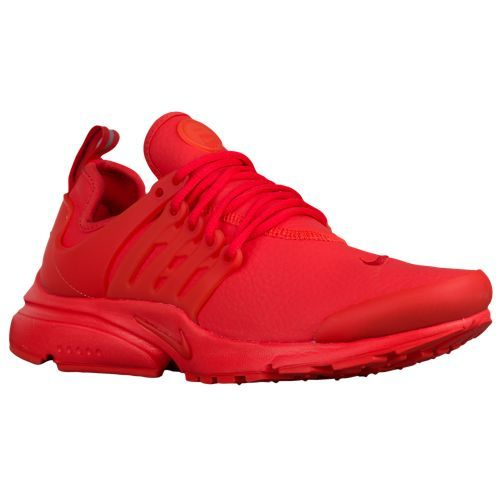 Nike Air Presto - Women's - Red / Red