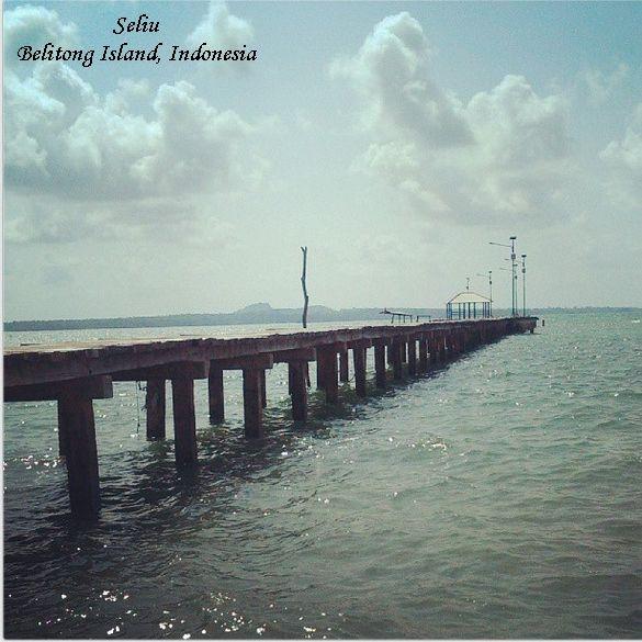 Seliu, Belitung Island, Indonesia