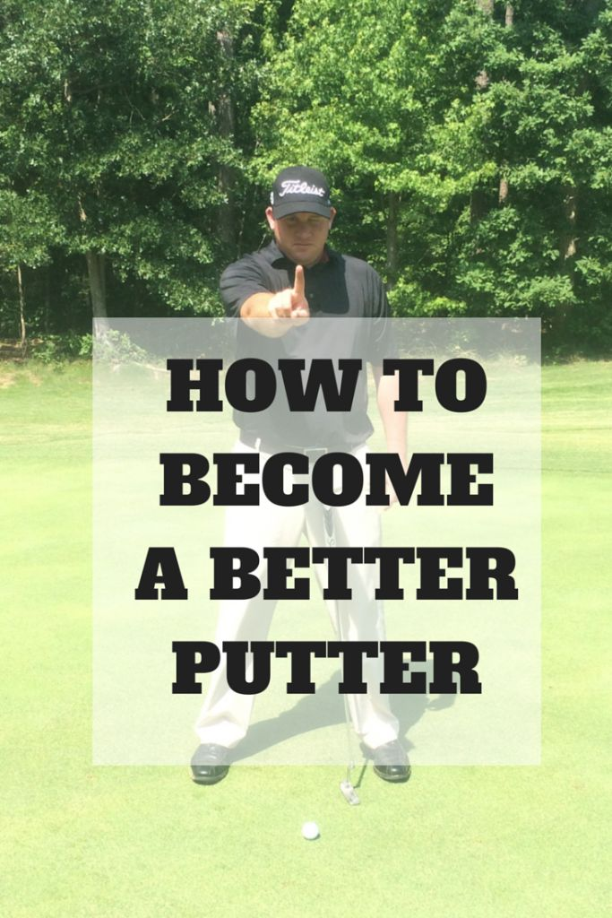 How To Become A Better Putter - Putting Tips to help your golf game by Tyler Dice Golf