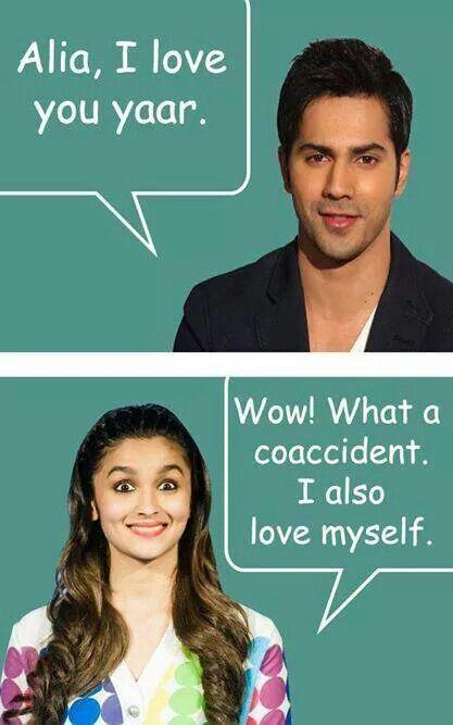 Aliya bhatt humor