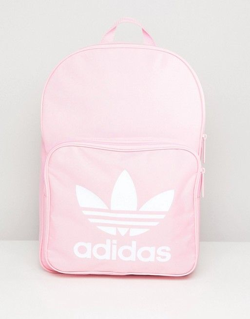 aa506762f73 adidas Originals Classic Backpack In Pink in 2019 | Roxy | Adidas backpack,  Adidas, Adidas bags