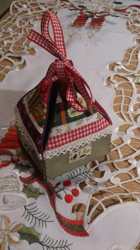 Karácsonyi ajándék doboz