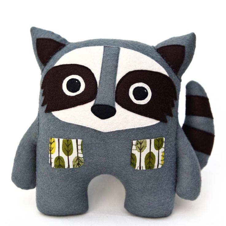 Racoon Softie for babyboy benja?
