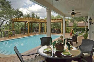 40 best epic pools hot tubs images on pinterest for Garden prairie pool enclosures