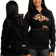 Denver Broncos Women's Hooded Fleece Jacket