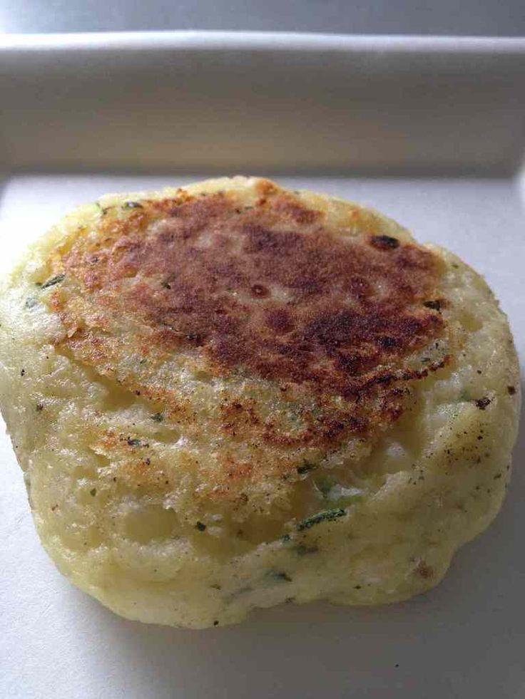 Croquettes de pomme de terre fourrées 2PP- Rachel et sa cuisine légère et gourmande
