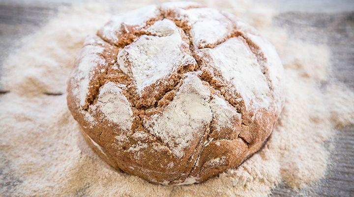 Ψωμί Ζυμωτό