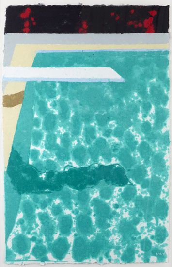 David Hockney pools photos - Google Search