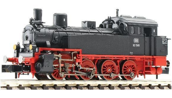 Dampflokomotive BR 92.5-10 (pr. T 13) der DB.