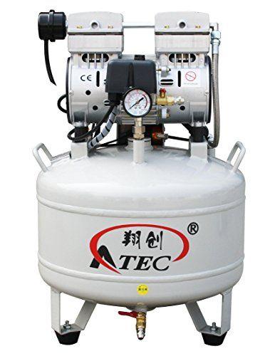 SDT-AC31 Silent Oilless Air Compressor – Single Head, 110V  http://www.handtoolskit.com/sdt-ac31-silent-oilless-air-compressor-single-head-110v/