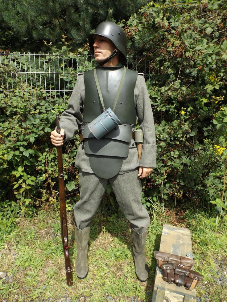 Details about German WW1 imperial army breast shield ...